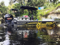 2020 Alweld 2070 Bowfish with SG900 T-Top