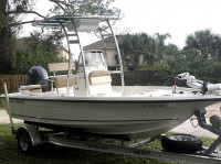 2018 Key West BR 186 with SG300 T-Top