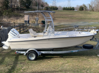 1998 Sea Pro 190CC with SG300 T-Top