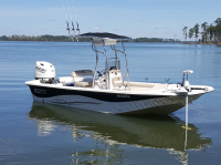 2020 Carolina Skiff LS 21 with SG600 T-Top