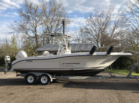 2004 Striper 2301 by Seaswirl with SG900 T-Top