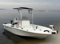 2005 Bay Stealth with SG600 T-Top