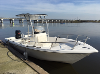 2007 Sea Hunt BX21T with SG300 T-Top
