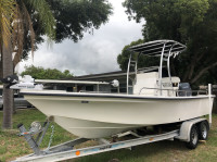 2000 Sea Pro SV2100  with SG300 T-Top