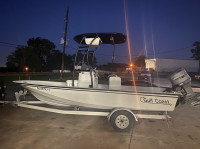 1999 Gulf Coast with SG300 T-Top