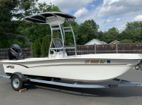 2019 Mako Pro Skiff 17 with SG300 T-Top