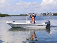 2005 Sea Pro with SG300 T-Top