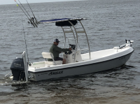 2006 Angler 173 with SG300 T-Top