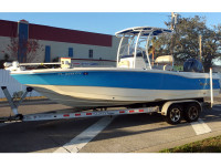 2015 Nautic Star 231 Angler Boat T-Top Upgrade