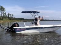 Best T-Top for 2008 Nautic Star 1800 Bay Boat