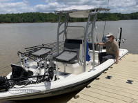 2019 Skeeter Bay with SG900 T-Top