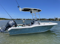 2021 Tidewater 180cc Adventure with SG600 T-Top